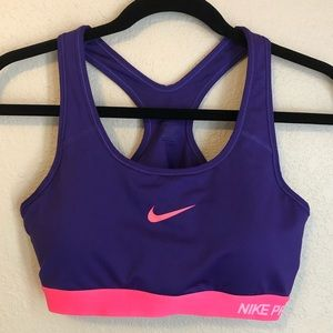 Nike Pro Dri-Fit Padded Sports Bra